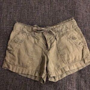 Sanctuary Linen Shorts